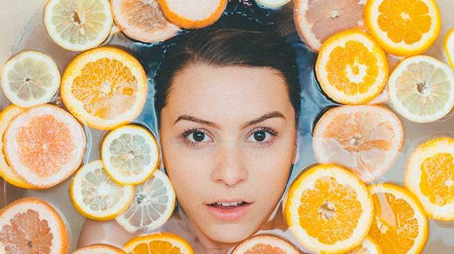 Mencuci Wajah dengan Bersih