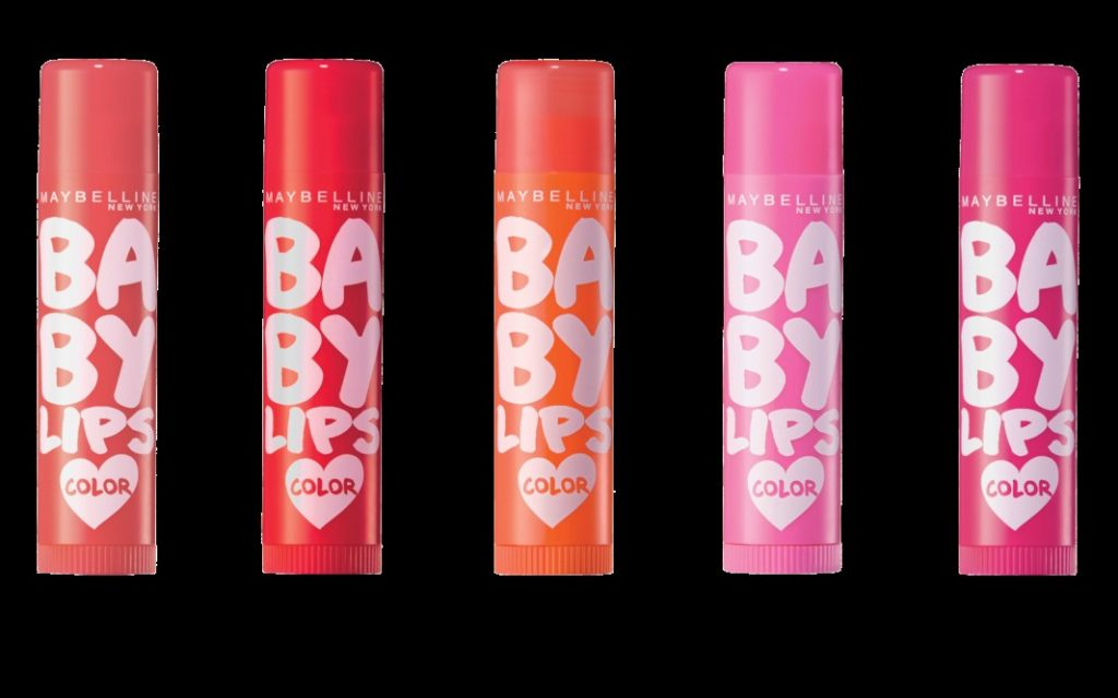 Maybelline Baby Lips Love Color productnation