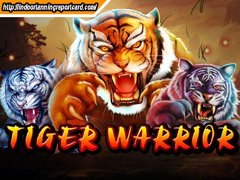 Slot SpadeGaming Tiger Warrior