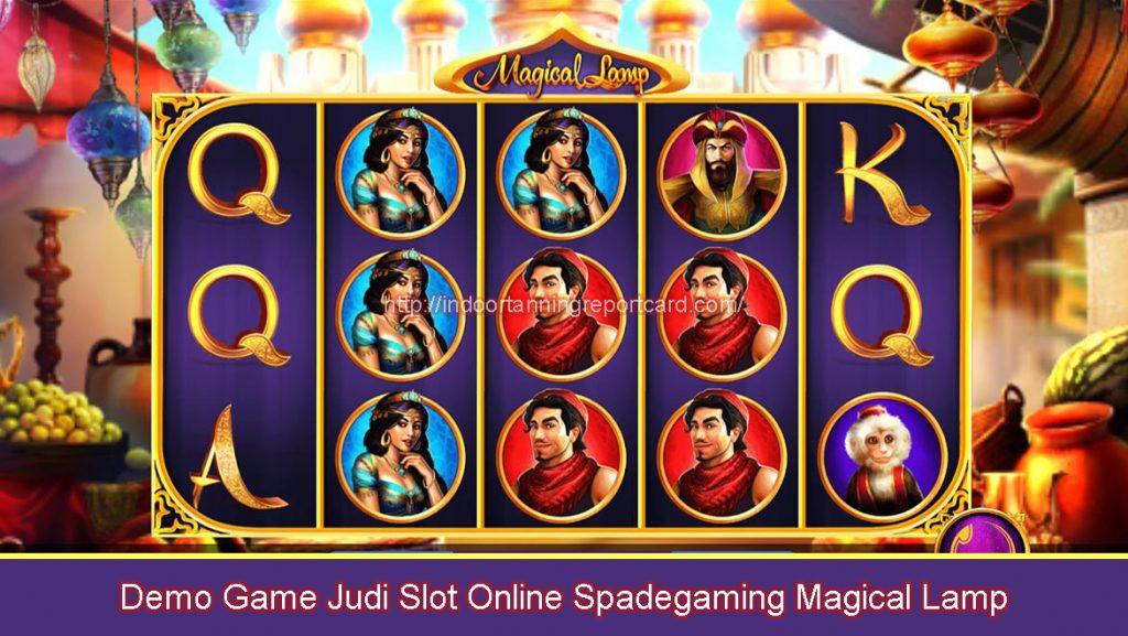 slot magic lamp